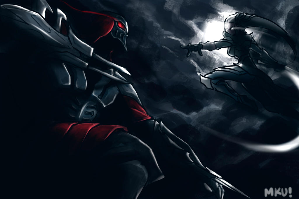 Picture suggestion for Zed Vs Yasuo