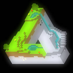 TrixelCraft Logo