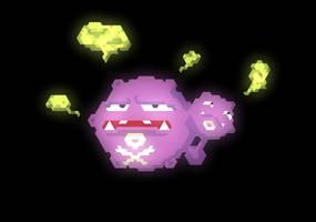 Pokemon in Hexels ~ Weezing