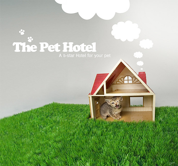 the pet hotel by dmsapr