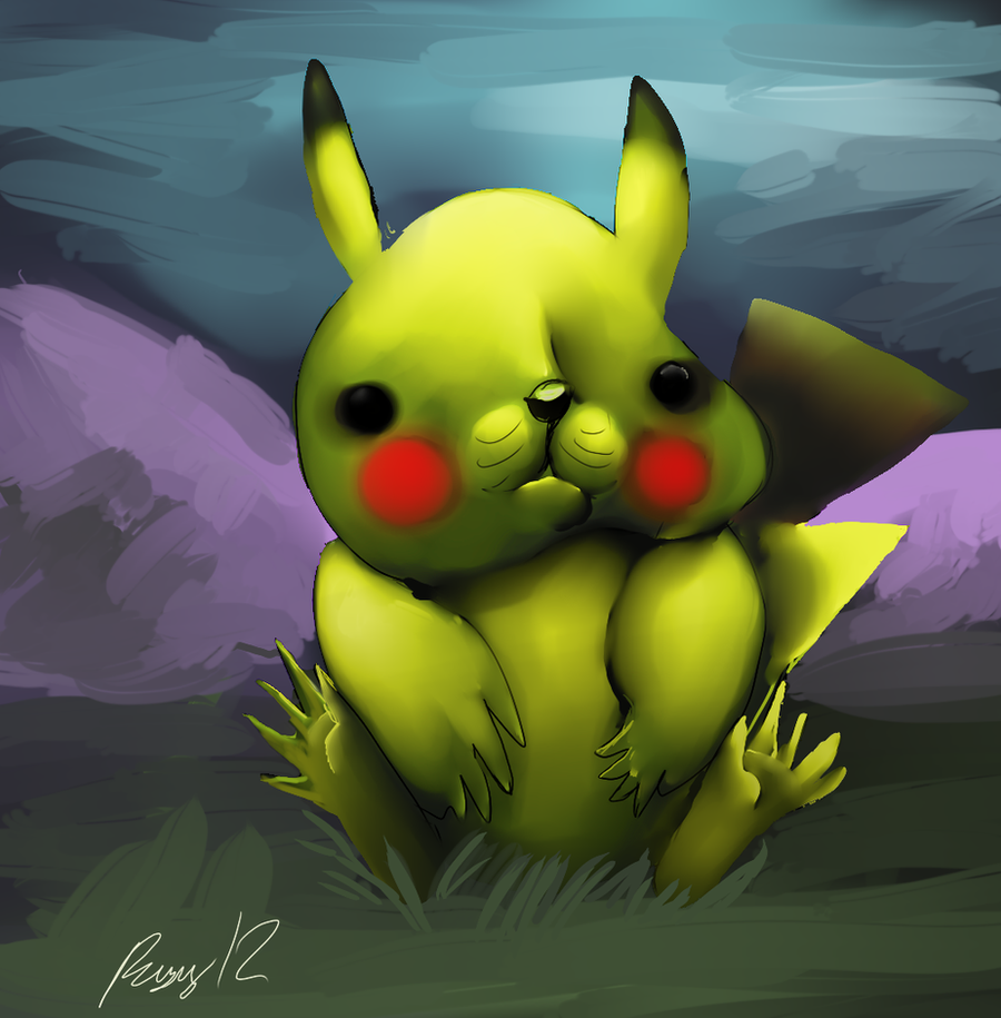 pikapoop by Rageaholic7898