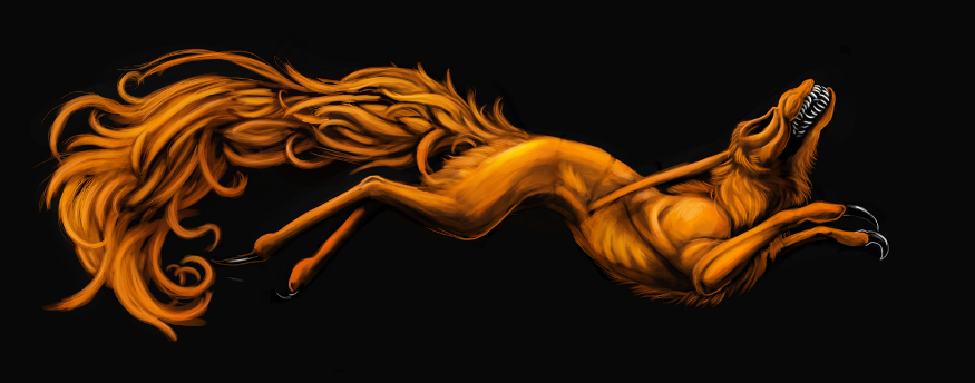 Drowning in flames {no filters} by Rageaholic7898