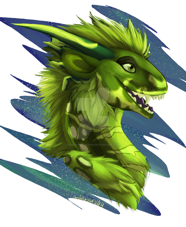 Green queen 2015 by Rageaholic7898