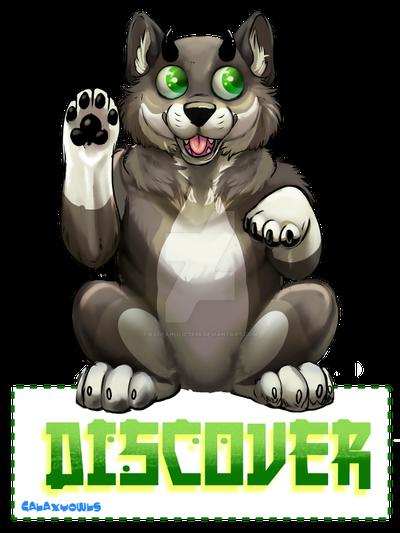 Maneki Badge: Discovery by Rageaholic7898