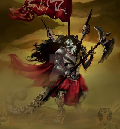 battle ready by Rageaholic7898