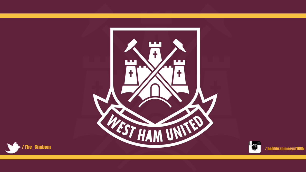 West Ham United Wallpaper by halilibrahimergul
