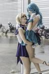 Destined couple by RachAsakawa
