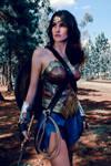 Wonder Woman III by RachAsakawa