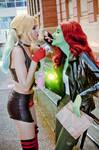 Poison Ivy x Harley Quinn III - Harlivy