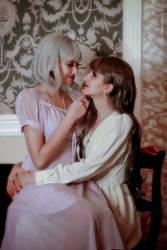 Elisabeth and Angelica II - Cosplay