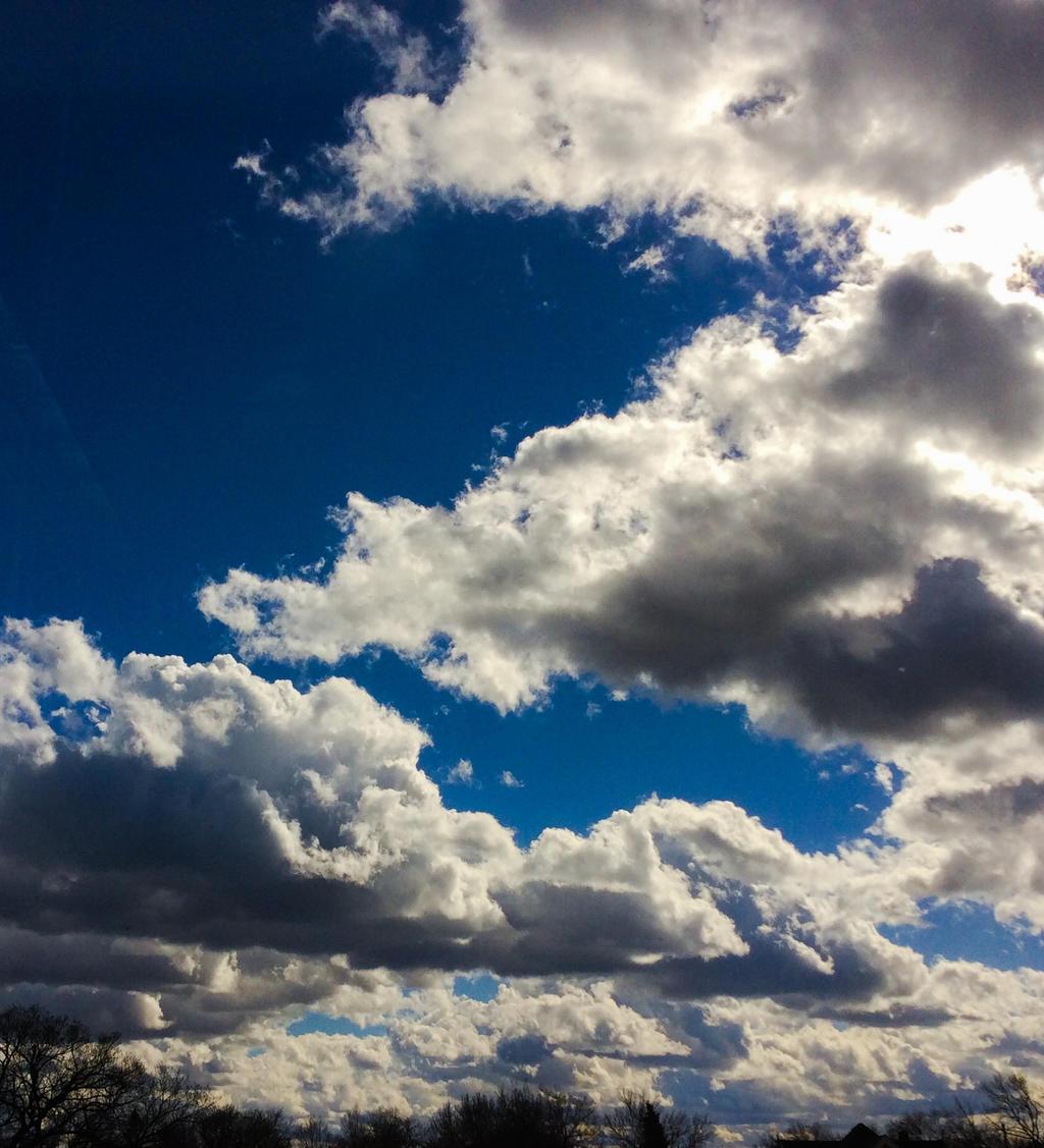 Cloudy Sky by FantasyArt99