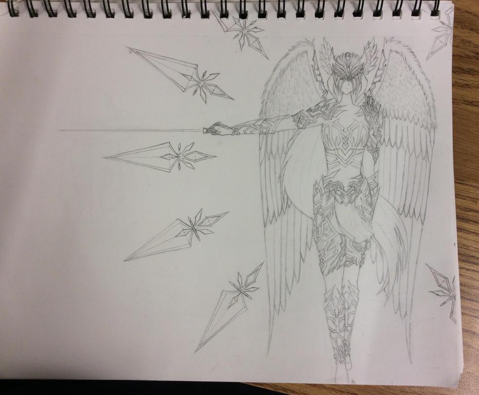 Valkyrie by FantasyArt99