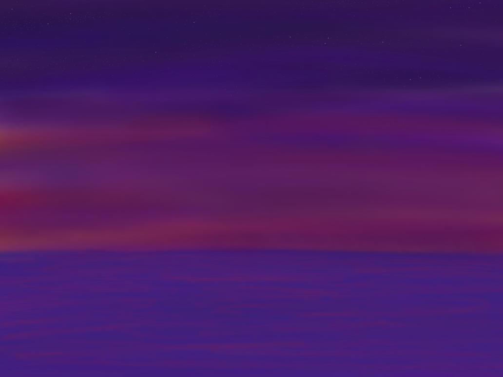 Disappearing Sunset by FantasyArt99