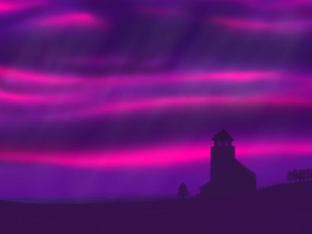 Rundown Lighthouse by FantasyArt99