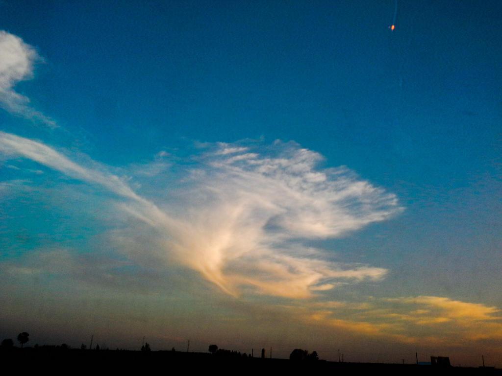 Swirly Cloud by FantasyArt99
