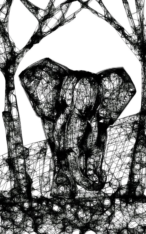 Elephant (part 1-2) by FantasyArt99