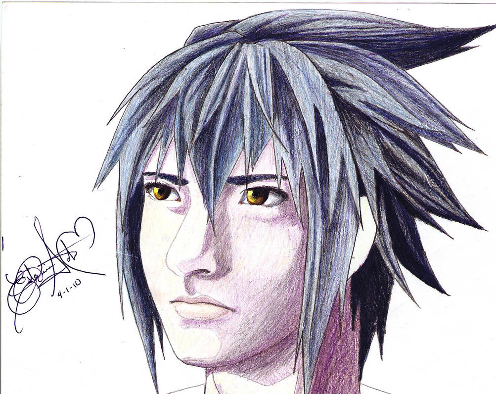 More sexy drawings of my noct by hackproductions