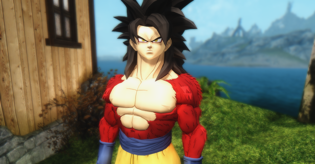 how to become ss4 xenoverse 2
