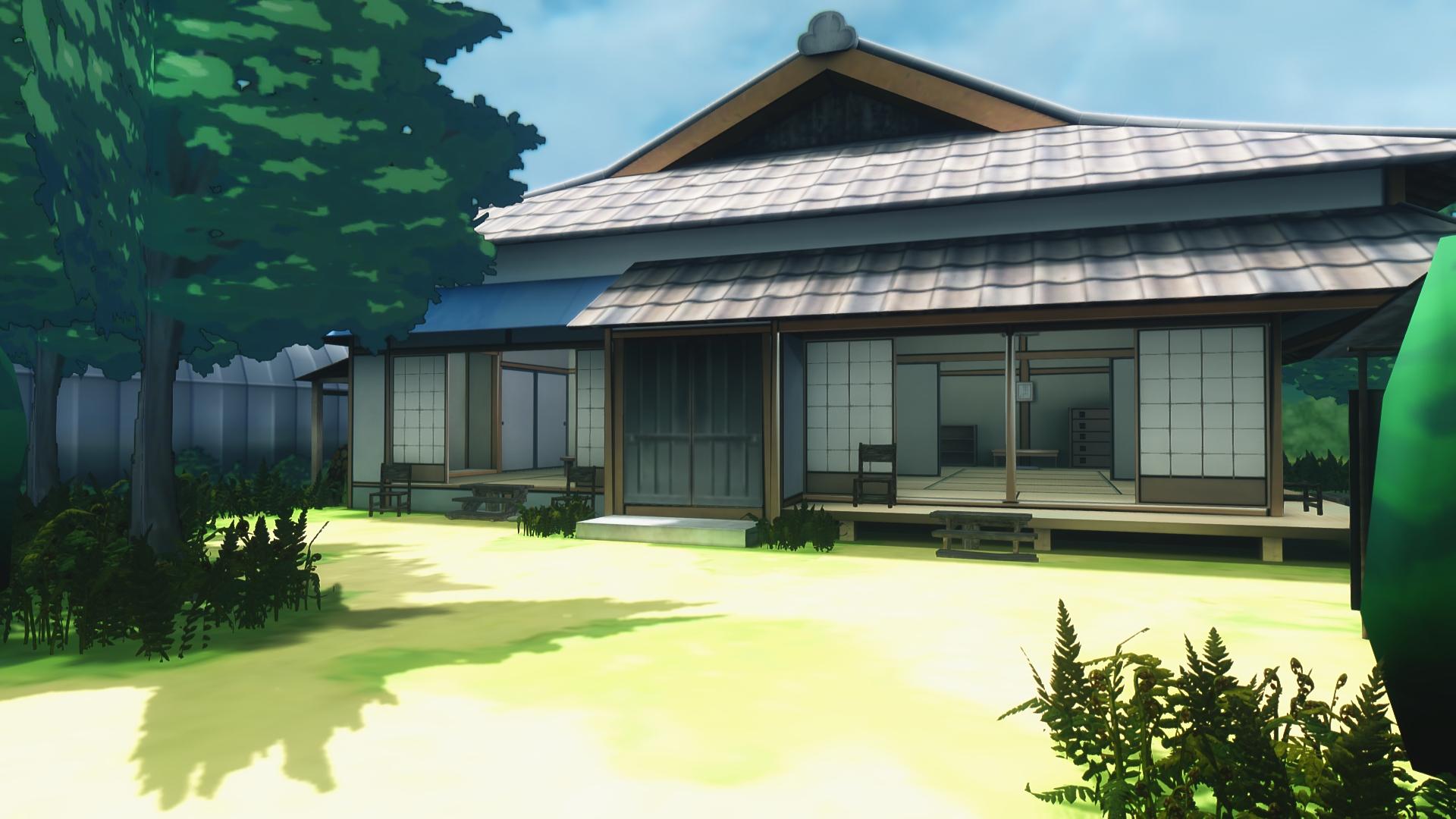 Asunina kuca Japanese_home_for_skyrim_by_user619-d9b7q6h