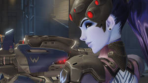 Overwatch Widowmaker 4K Pic 3 by user619