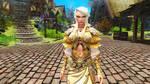 Asuras Wrath Olga Follower and Armor