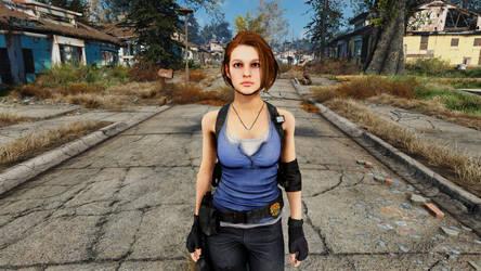 Fallout 4 ModResident Evil 3 Remake Jill Valentine