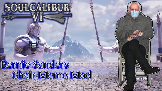 Soulcalibur 6 Bernie Sanders Chair Meme Mod