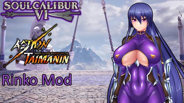 Soulcalibur 6 Action Taimanin Rinko Mod