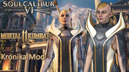 Soulcalibur 6 Mortal Kombat 11 Kronika Mod by user619