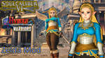 Soulcalibur 6 Hyrule Warriors Zelda BOTW Mod by user619