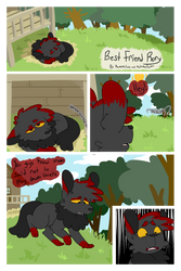 Best Friend Rory pg1 by KazzMcSass