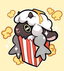 Wooloo the Popcorn Ball