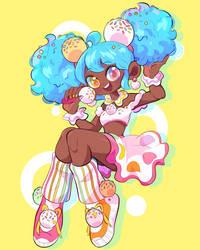 Cakepop Miku