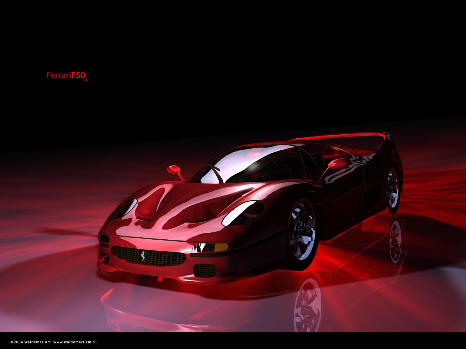 Ferrari F50 by waldemarart