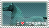 I Heart Morgans Stamp by thebrokenhorse