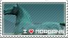 I Heart Morgans Stamp by thebrokenhorse