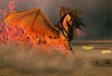 Rampage by thebrokenhorse