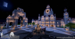 Capital Main Square Nightview