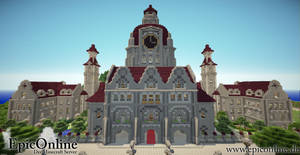 City Hall of Grootestad - EpicOnline
