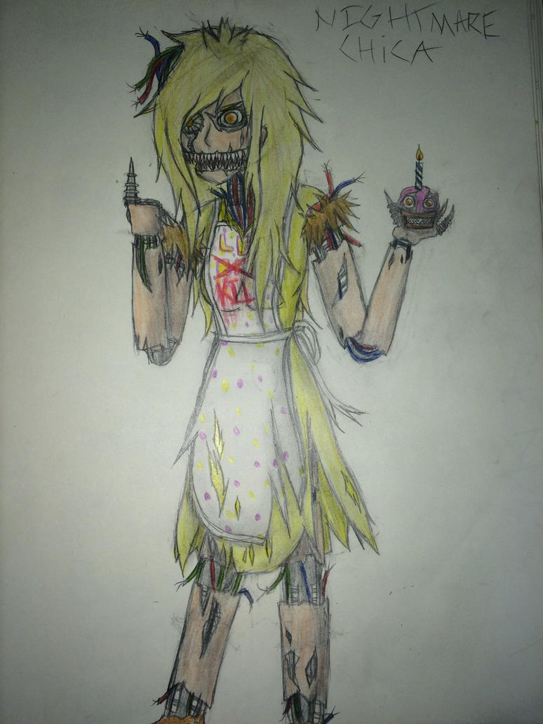a50bfb4a90cd6 Human Nightmare Chica Related Keywords & Suggestions - Human ...
