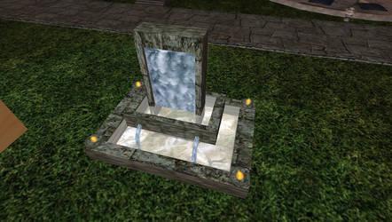 fountain by Arinu1