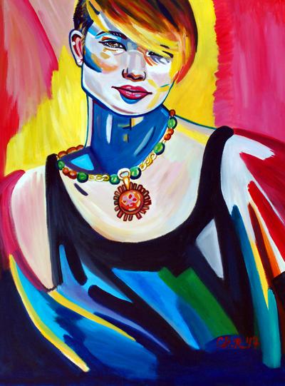 Self-Portrait 2017 by camie-frenchie