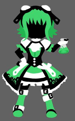 Vocaloid - Alchemist of Green by Dj-Mewmew