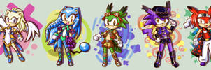 Sonichu RPG - Chaotic Combo