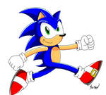 Sonic style 6 colored