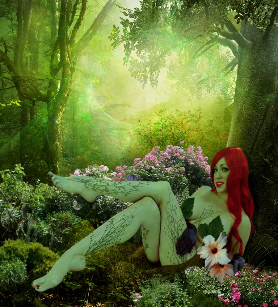 Poison Kayla by LittleBee8705