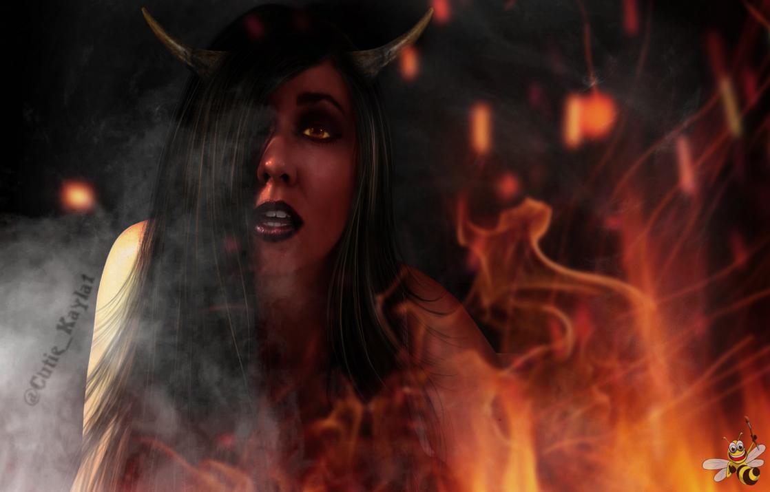 Sin (Kayla Kiss) by LittleBee8705