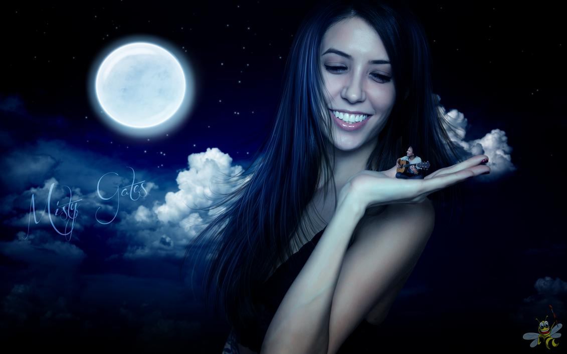 Midnight Serenade (Misty Gates) by LittleBee8705