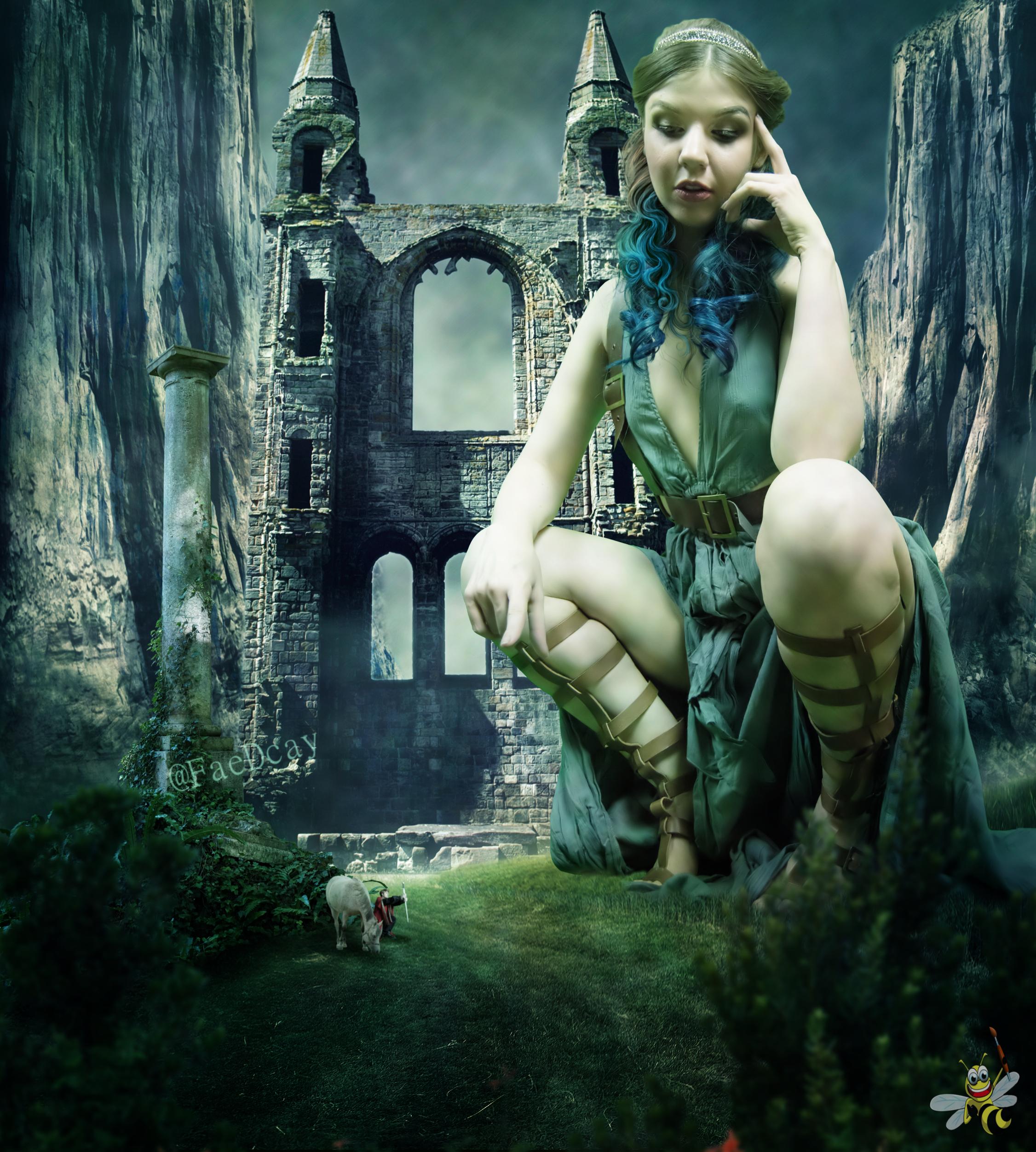 Goddess (Fae Dcay) by LittleBee8705