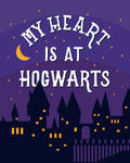 My Heart is at Hogwarts by fantasy-alive